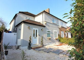 Thumbnail 3 bed semi-detached house for sale in Grange Road, West Molesey