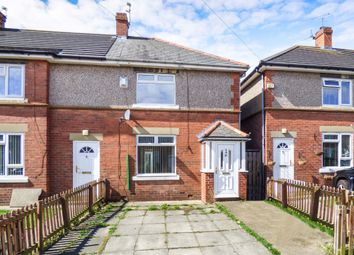 Thumbnail 2 bed terraced house for sale in Burnside Avenue, Annitsford, Cramlington