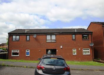 Thumbnail 1 bed flat to rent in Kilmany Drive, Glaagow