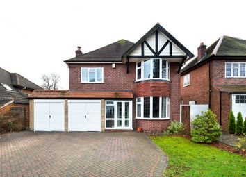 Thumbnail 4 bed detached house for sale in Antrobus Road, Boldmere, Sutton Coldfield