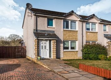 Thumbnail 3 bedroom semi-detached house for sale in Meadow Court, Denny