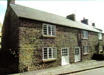 Thumbnail 2 bed end terrace house to rent in Savage Lane, Dore, Sheffield