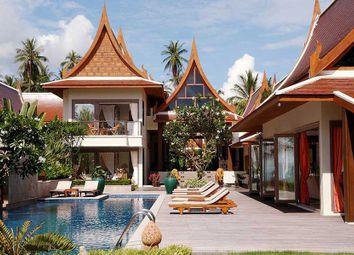 Thumbnail 5 bed villa for sale in Lipa Noi, Koh Samui, Surat Thani, Thailand