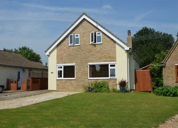 Thumbnail 3 bed detached house for sale in Down View, Chalford Hill, Stroud, Gloucestershire