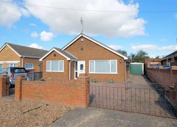 Thumbnail 3 bedroom detached bungalow for sale in Eden Road, Seasalter, Whitstable