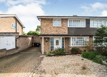 Thumbnail 3 bed semi-detached house for sale in Aldbury Road, Rickmansworth