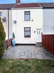 Thumbnail 2 bed terraced house for sale in New Cross Row, Wingate, County Durham