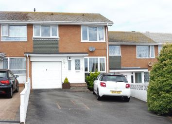 Thumbnail 3 bed link-detached house for sale in Rosemary Gardens, Paignton
