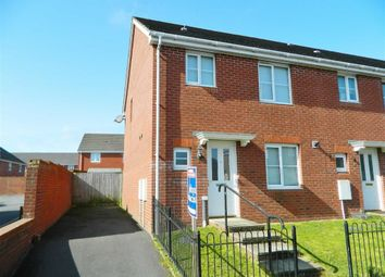 Thumbnail 3 bed end terrace house for sale in Bryn Y Clochydd, Townhill, Swansea