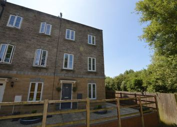 Thumbnail 4 bed town house for sale in Worle Moor Road, Weston Village, Weston-Super-Mare