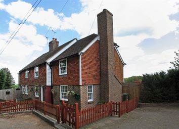 Thumbnail 3 bed semi-detached house for sale in Colts Hill, Five Oak Green, Tonbridge