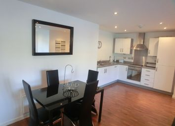 Thumbnail 2 bed flat for sale in South Quay, Kings Road, Swansea.