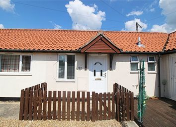 Thumbnail 1 bedroom terraced bungalow for sale in Newtown Road, Ramsey, Huntingdon