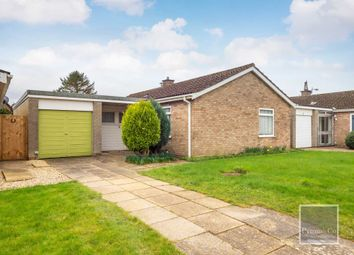 Thumbnail 3 bed detached bungalow for sale in Beverley Road, Brundall, Norwich
