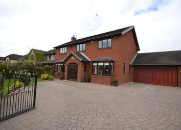 Thumbnail 4 bed detached house for sale in Fermor Road, Tarleton, Preston