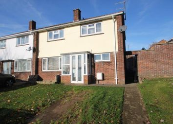 Thumbnail 3 bed end terrace house for sale in Seth Ward Drive, Bishopdown, Salisbury