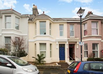 Thumbnail 1 bed flat for sale in Baring Street, Greenbank, Plymouth