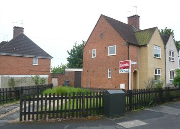 Thumbnail 3 bedroom semi-detached house for sale in Elmsthorpe Rise, Braunstone, Leicester