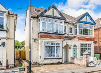 Thumbnail 4 bedroom semi-detached house for sale in Manor Road South, Southampton