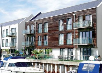 Thumbnail 3 bed flat for sale in 17 The Boathouse, Waterside Marina, Colchester, Essex