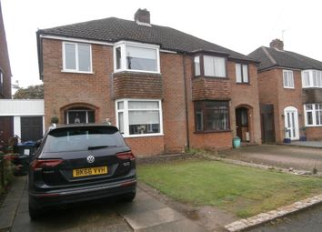 Thumbnail 3 bed semi-detached house to rent in Edward Road, Maypole, Birmingham