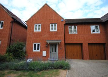 Thumbnail 3 bed semi-detached house for sale in Hazeldene Close, Eynsham, Witney