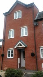 Thumbnail 4 bed semi-detached house to rent in Dee Close, Hilton, Derby