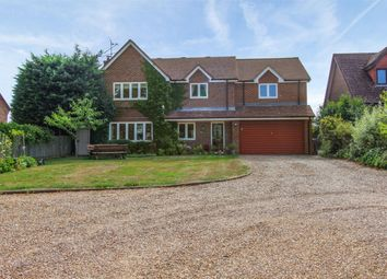 Thumbnail 5 bed detached house for sale in Alton Road, South Warnborough, Hook
