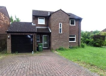 Thumbnail 3 bed detached house to rent in Heelands, Milton Keynes