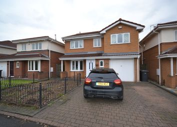 Thumbnail 5 bed detached house for sale in Turnberry Close, Tyldesley, Manchester