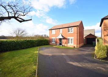 Thumbnail 3 bed detached house for sale in Vesey Court, Wellington, Telford