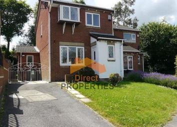 Thumbnail 3 bed detached house to rent in Clayton Road, Hunslet, Leeds
