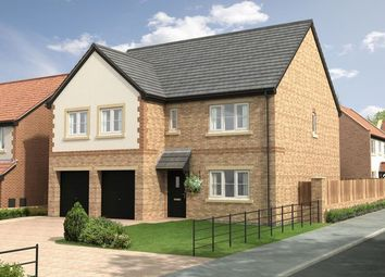 Thumbnail 5 bed detached house for sale in The Redwood At Nursery Gardens, Stannington, Morpeth (2221 Sq.Ft.)