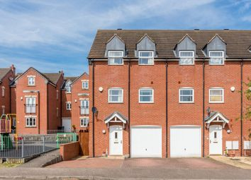 Thumbnail 4 bed end terrace house for sale in Lime Street, Rushden