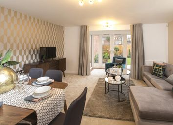 """Thumbnail 4 bedroom semi-detached house for sale in """"Woodcote"""" at Station Road, Methley, Leeds"""