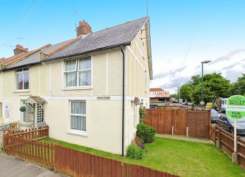 Thumbnail 3 bedroom terraced house for sale in Town Cross Avenue, Bognor Regis