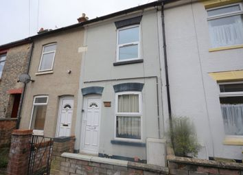 Thumbnail 2 bed terraced house for sale in Princes Road, Lowestoft
