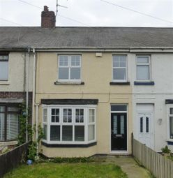 Thumbnail 2 bed terraced house to rent in Meryl Gardens, Stockton Road, Hartlepool
