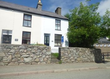 Thumbnail 2 bedroom semi-detached house for sale in Llithfaen, Pwllheli, Gwynedd