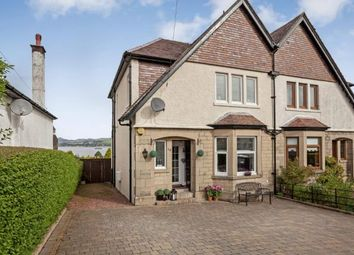 Thumbnail 3 bed semi-detached house for sale in Divert Road, Gourock, Inverclyde