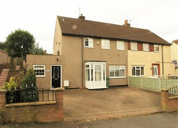 Thumbnail 3 bedroom semi-detached house for sale in Greenhill Road, Dudley