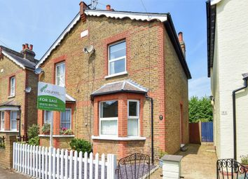Thumbnail 2 bed semi-detached house for sale in Beaconsfield Road, Surbiton, Surrey
