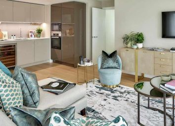 Thumbnail 2 bed flat for sale in Beaufort Park, Aerodrome Road, Colindale