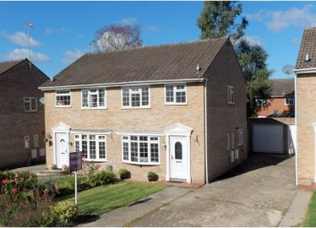 Thumbnail 3 bed semi-detached house for sale in Hadleigh Gardens, Frimley Green