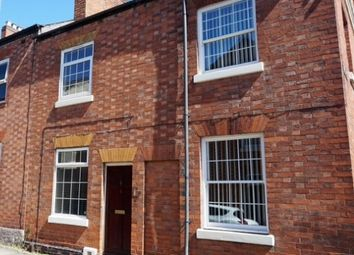 Thumbnail 3 bedroom terraced house for sale in West Street, Leicester