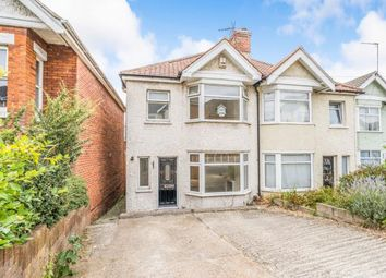 Thumbnail 3 bed semi-detached house for sale in St. Catherines Road, Southampton
