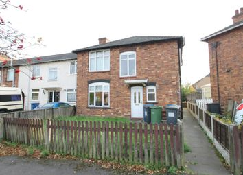 Thumbnail 1 bed flat for sale in Bright Crescent, Tamworth