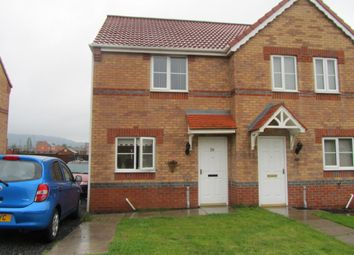 Thumbnail 2 bedroom semi-detached house for sale in Brecon Gardens, Eston, Middlesbrough