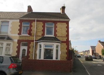 Thumbnail 3 bed end terrace house for sale in Norman Street, Port Talbot, Neath Port Talbot.