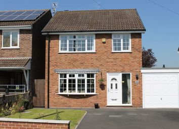 Thumbnail 3 bedroom detached house for sale in Cherrybrook Drive, Penkridge, Stafford